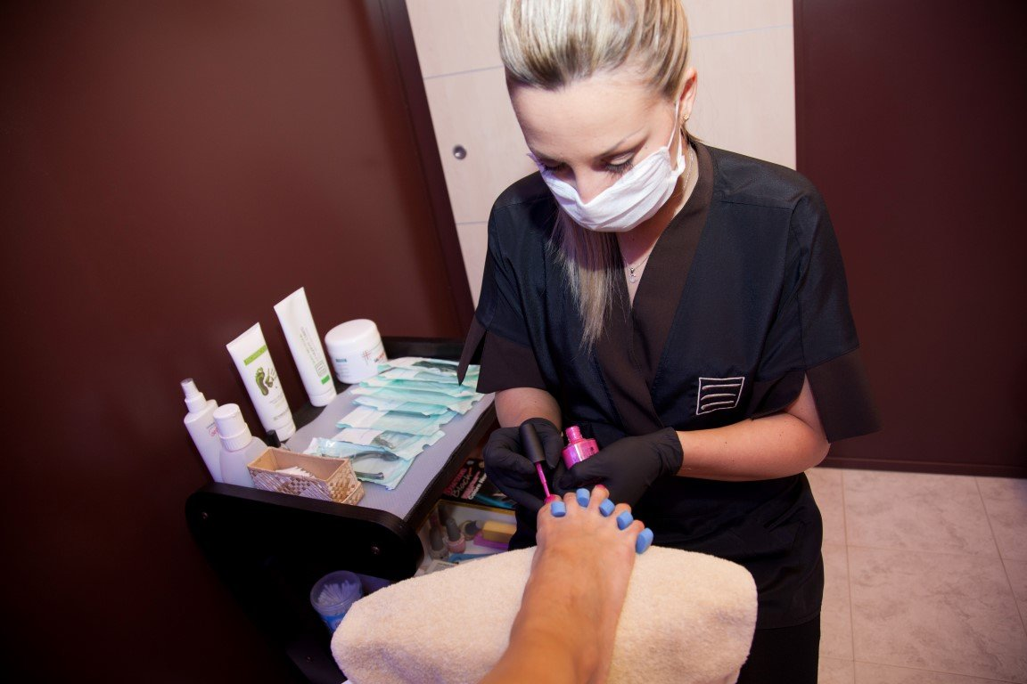 marilyn estetica Pedicure