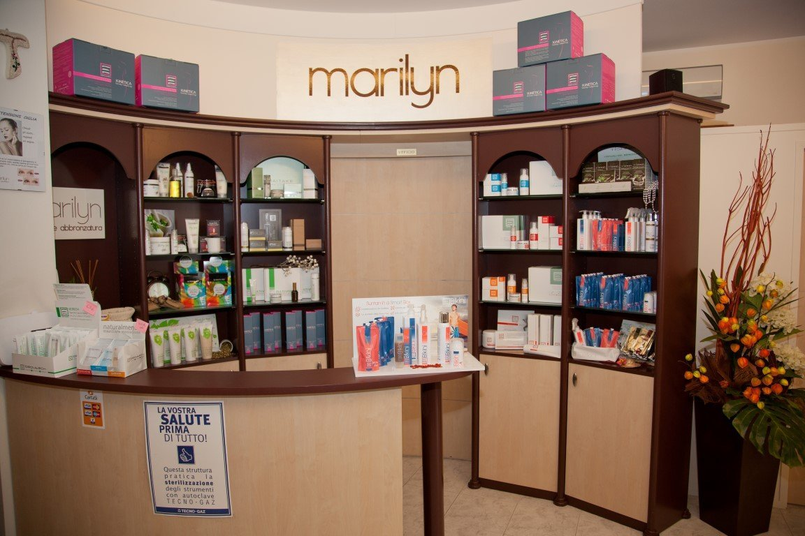 marilyn estetica Reception